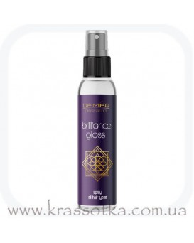Блеск-спрей Brilliance Gloss DeMira Professional