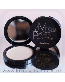 Крем-пудра Энергия минералов Mineral powder BelorDesign
