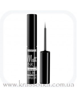 Подводка Matt INK waterproof Lux Visage