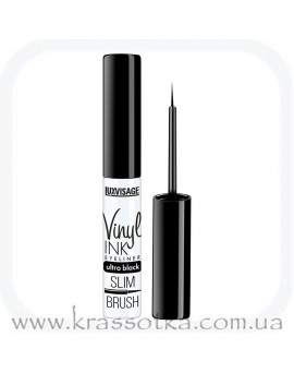 Подводка Vinyl INK ultra black Lux Visage