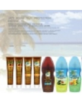 Anti Ageing Sun Protection System
