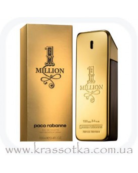 Paco Rabanne 1 Million 100 мл.