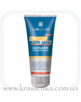 Бальзам после бритья Ckin Care Sensitive Fresh For Men Belle Jardin