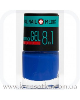 Лак для ногтей Nano Gel Color 8 In 1 Ines
