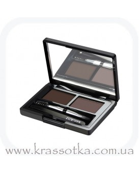 Набор для бровей Eyebrow Design Set Pupa
