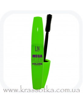 Тушь для ресниц Mega Plash Volume Mascara LN Professional