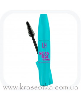 Тушь для ресниц Scandal Eyes Alse Lash Effect Mascara LN Professional